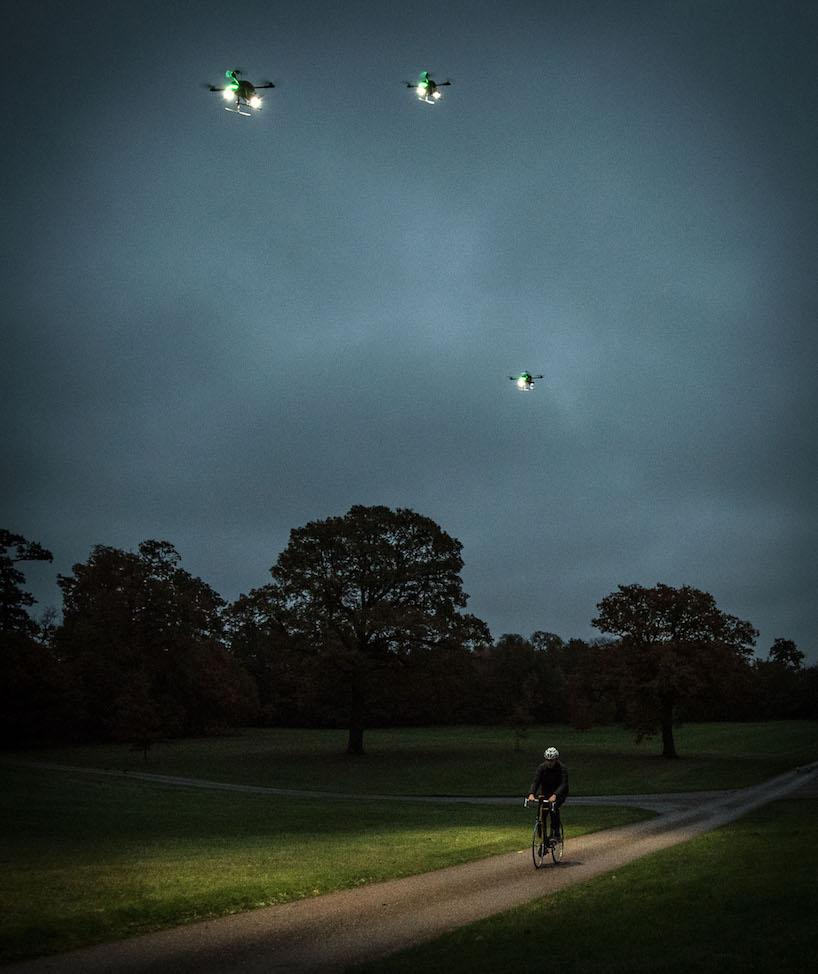 Fleetlights launch - London