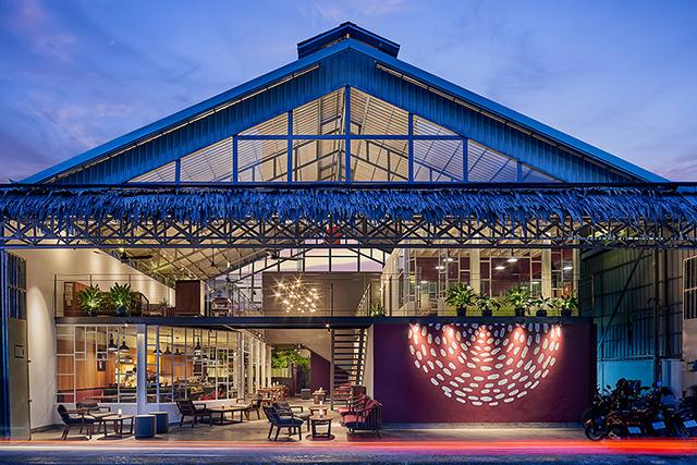 kobi lighting studio designs java creative cafe