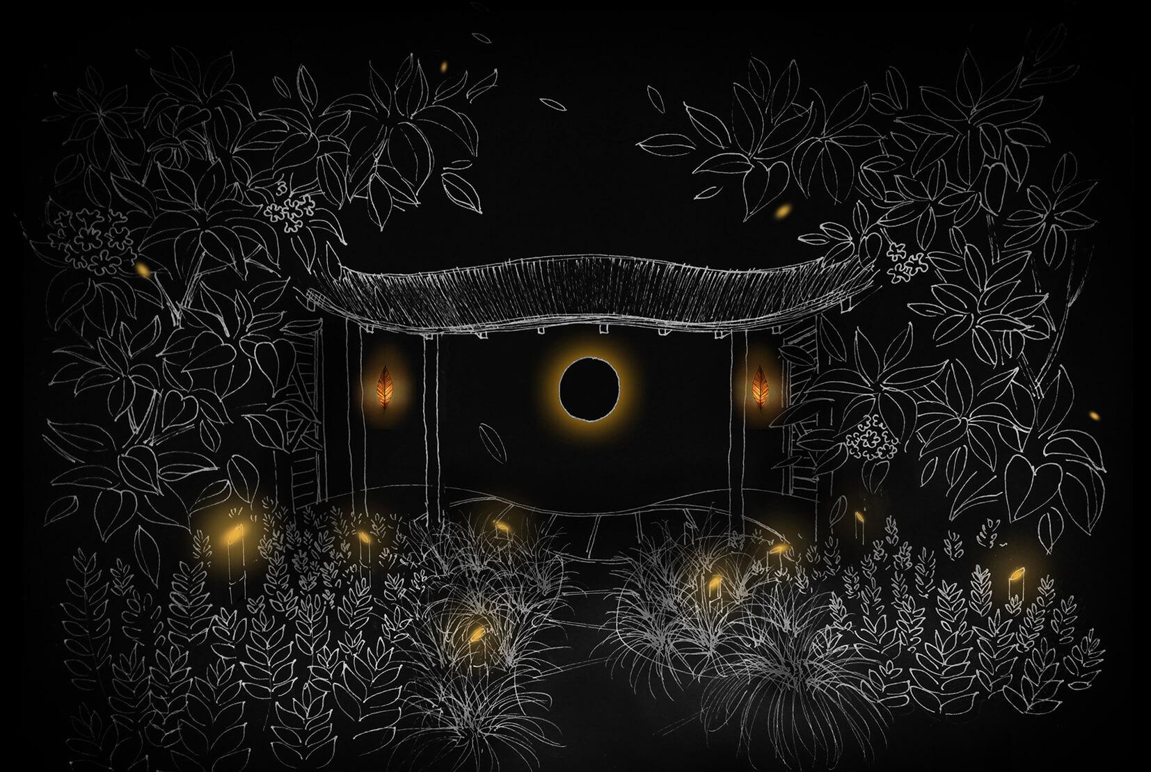 kobi lighting studio for Evason Cam Ranh, Vietnam