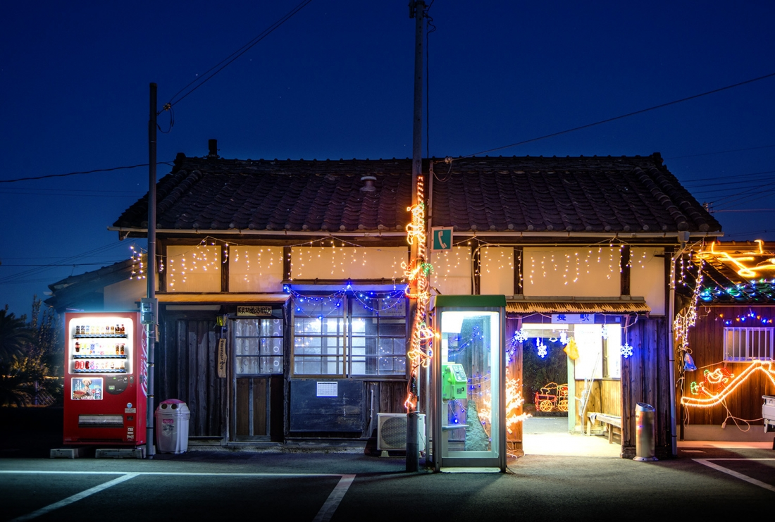 Eiji Ohashi's - Roadside Lights 03