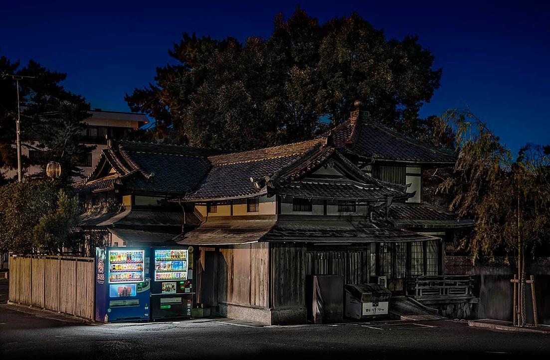 Eiji Ohashi's - Roadside Lights 04